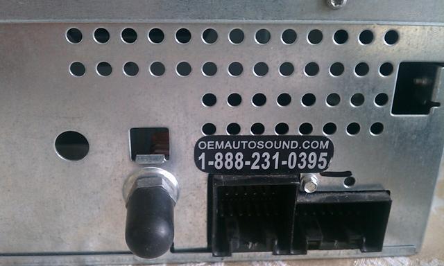Ford Econoline F E Series Cd Radio With Satellite Controls