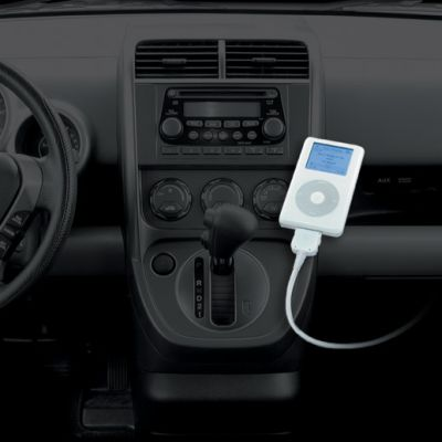 Dodge Jeep iPod Interface