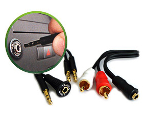 Ford audio input interface auxiliary adapters aux cable mp3