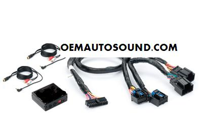 buick cadillac chevrolet auxiliary audio input adapter dts ...