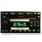 Oem Radio Ford / Mercury 2002-2005 Sat and cd player 5L2T-18C869-ACOem Radio Ford / Mercury 2002-2005 Sat and cd player 5L2T-18C869-AC