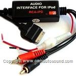 iPhone iPod audio input charging 5 volts