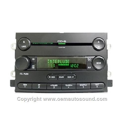 2007 montego aftermarket radio