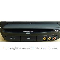 Chrysler/Dodge 2001-2007 DVD player P05082005AB