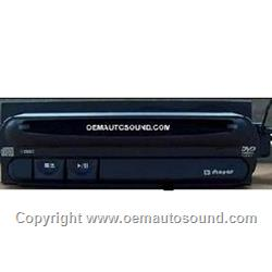 Chrysler Dodge DVD player 2001-2007 05080685AA