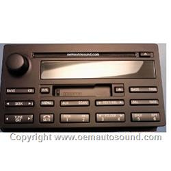 Factory Radio Ford Expedition 2005 5L1T-18C868-AC