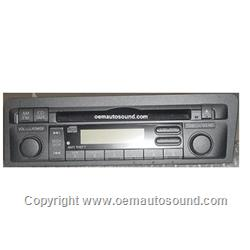Honda Civic 2001-2003 factory radio am, FM cd player