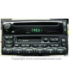 Factory Radio Ford Explorer,Expedition F87F-18C868-AC