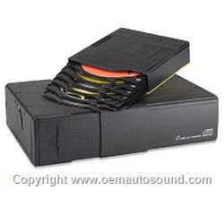ACURA CD CHANGER 6 DISC 1992 TO 2000