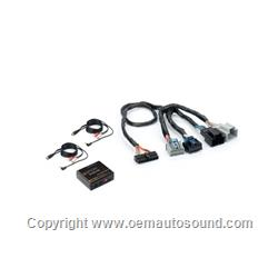 Cadillac STS aux input iPod mp3 iPhone 2006 to 2011