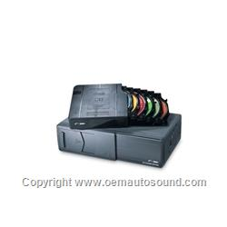 OEM 6-DISC CD CHANGER HONDA