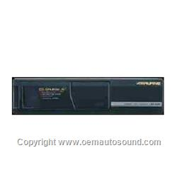 JAGUAR 6 DISC CD CHANGER 1992 TO 1995
