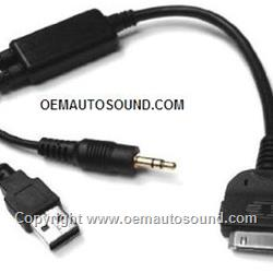 Bmw Idrive iPod Oem Usb Auxiliary 61120440796