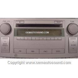 Toyota Solara cd Player  CD Player 86120-AA140