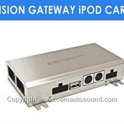 Dension Audi iPod Adapter car kit USB aux input