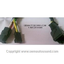 Land Rover Pre-Wired Cd Changer Cable