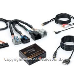 Cadillac STS iPod Interface ISGM574
