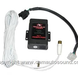 Ford Lincoln Mercury Ipod interface 1996-2008 for pre-wire vehicles FRDW/PC-POD2