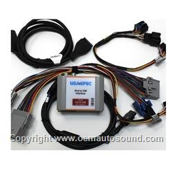 Chevrolet GMC to Ipod interface 2003-2007 Usa Spec PA11-GM