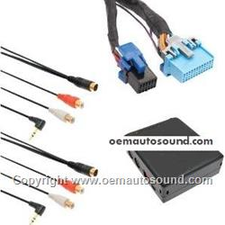 Chevrolet chevy auxiliary audio input adapters aux input cable jack mp3