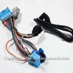 Chevy Equinox iPod interface radio cable