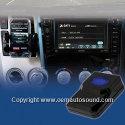 Hand-Free Bluetooth Integration for Toyota Lexus Radio 2005-2009