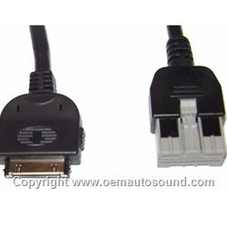 Scion iPod IPhone interface cable PT546-21062