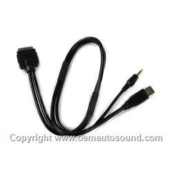 Pioneer iPod USB interface adapter AVH AVIC MVH CD-IU51V