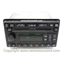 Factory Radio 2006 Ford Expedition 6L1T-18C815-AB