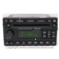 2006-2007 Ford Escape Mercury Mariner Factory Radio