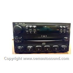 Factory Radio Ford 3L2T-18C815-JA  CD Player