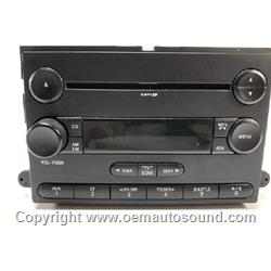 Ford  Mercury CD Radio 6L2T-18C869-AK