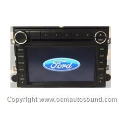 Factory Ford Lincoln Navigation Radio 8E5T-18K931-EA