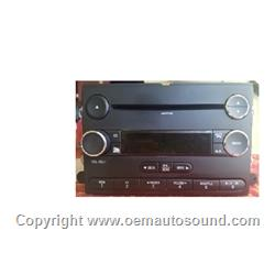 Ford Expedition CD Radio 7L1T-18C869