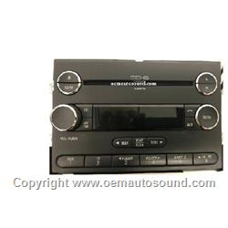 2008-2009 Ford Expedition Radio 9L1T-18C815-GB