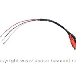 Auxiliary Input for Mitsubishi Vehicles 2003-2007 MIT-RCA