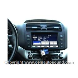 Duo-101-Hon Acura Ipod Interface vehicle 2004-2010