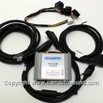 Cadillac CTS SRX Corvette iPod interface aux input