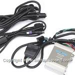 Cadillac CTS SRX Corvette iPod interface auxiliary input