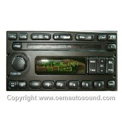 Oem Factory Radio Ford CD Changer 1999 to 2002 3L3T-18C815-BD