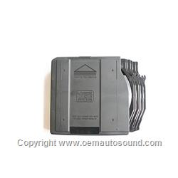 Land Rover Range Rover CD changer magazine