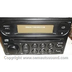 NISSAN Stereo CD Player Xterra Maxima Frontier Altima 95 TO 2001 PP-2449V