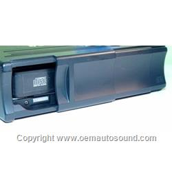 Ford Lincoln Mercury cd changer 1998 to 2002
