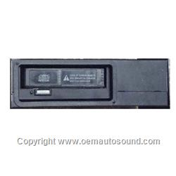 Factory 6-disc cd changer Lincoln Ls , Jaguar s-type  99 TO 02