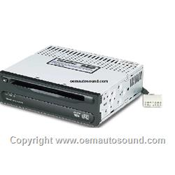 Toyota 1998-2002 Single CD Player MP3
