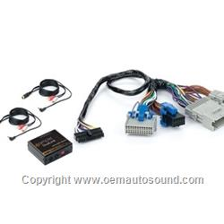 Chevy Audio input Interface GM Chevrolet 2003-2012