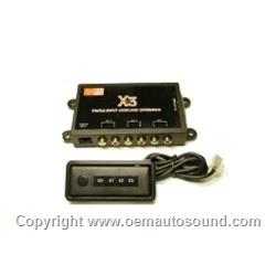 PIE X3-FRD/P2 Ford 2003-2006 Auxiliary interface