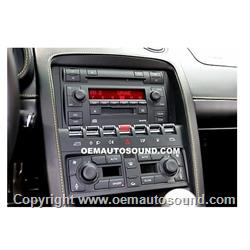 Lanborghini 2004-2009 without navigation ipod interface Dice I-Audi-R