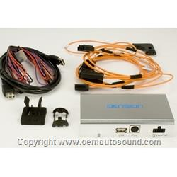 Dension Mercedes iPod Auxiliary Input Adapter