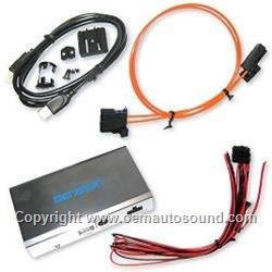 USB and iPod Input Interface for Bmw Mercedes Porsche